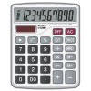 Desktop calculators, METAL DESK CALCULATOR 10 DIGITS