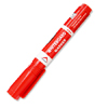 Markers, highlighters, WHITEBOARD MARKER - red