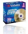 CDs, DVDs, memory sticks, DVD-R 5PK