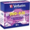 CDs, DVDs, memory sticks, DVD-R  8.5GB X5